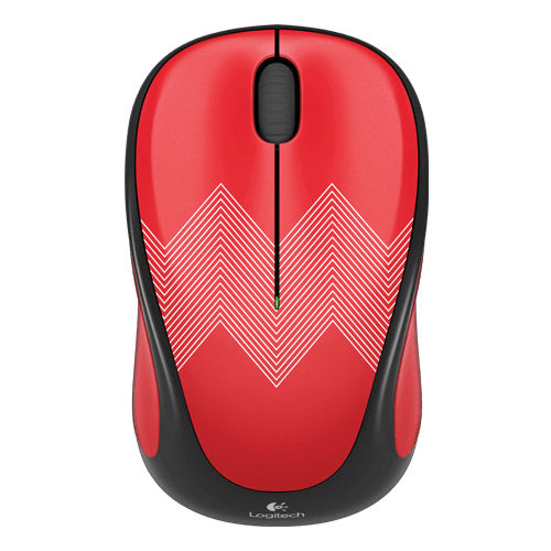 d6eeb66e907b Venta al por mayor de Accesorios LOGITECH MOUSE M317c Wireless Red ...